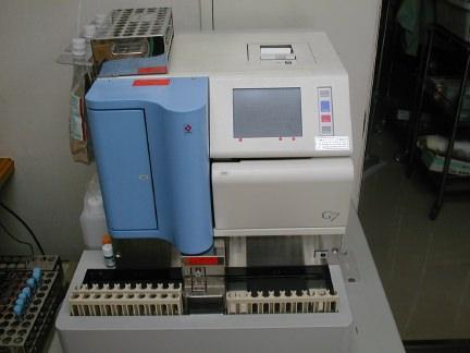 HbA1c測定機